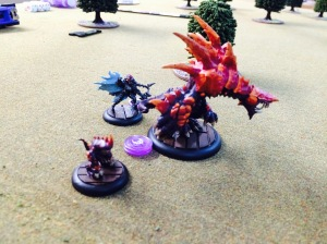 Everblight Demo Group