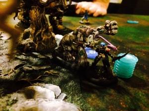 Swamp Troll attacks