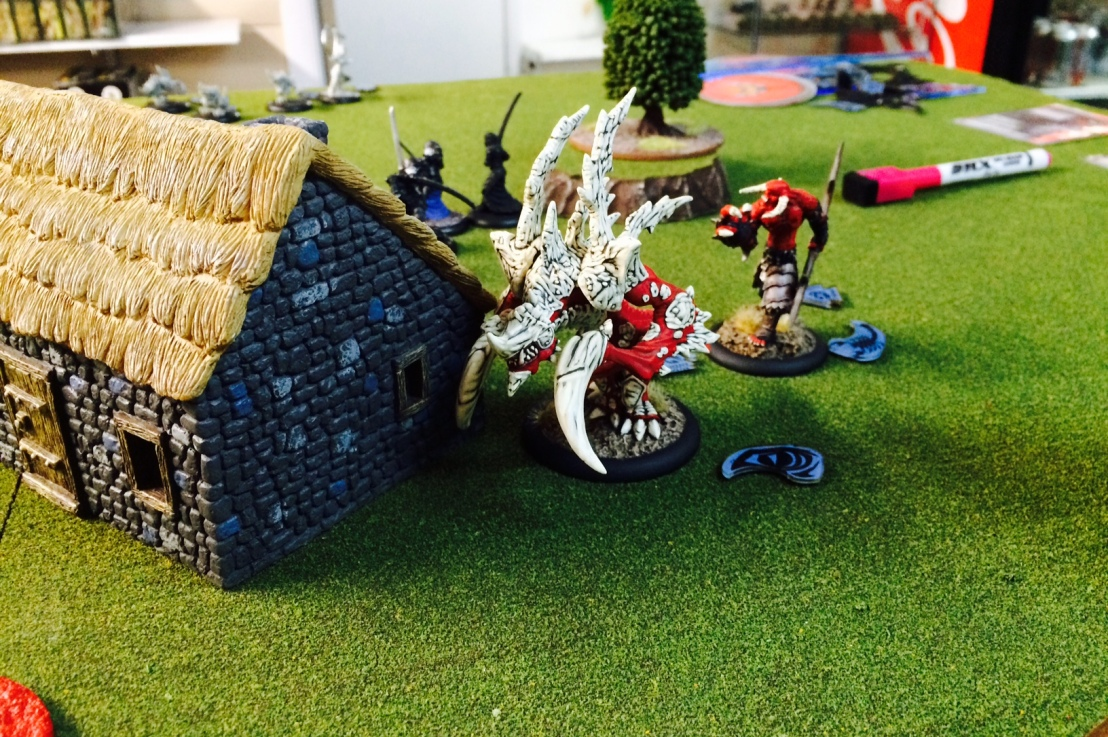 Warmachine/Hordes: Exploding Elephants