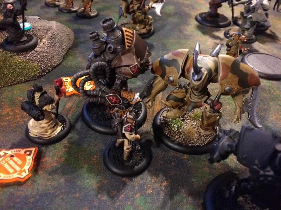 Warmachine/Hordes: Time for Retribution