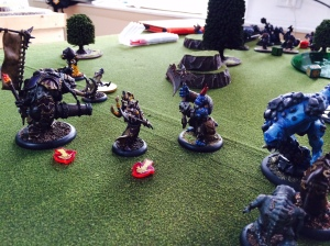 Axer Assassination Trollbloods Skorne