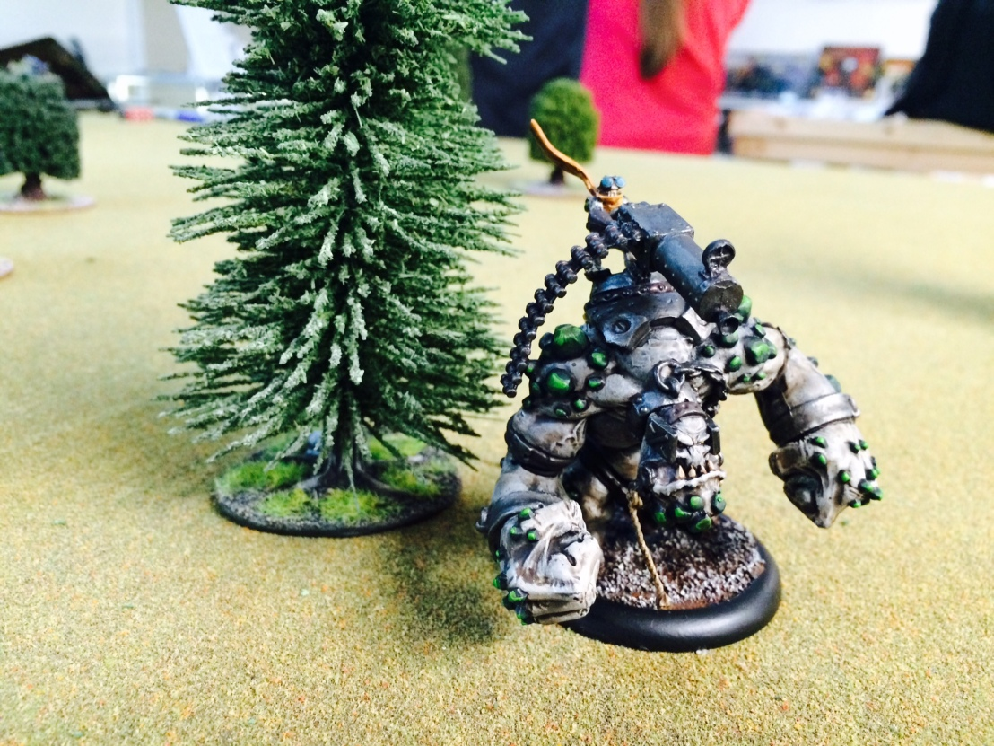 Warmachine/Hordes: Into theThornwood
