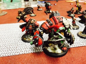 Khador Butcher3 and Ruin
