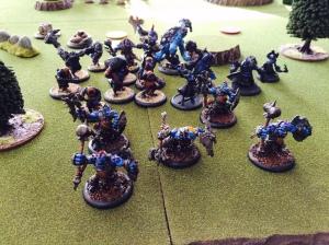 Trollbloods Borka Opponent List