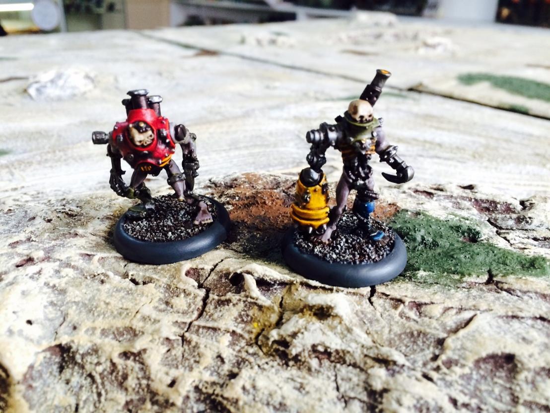 5 More Scrap Thralls