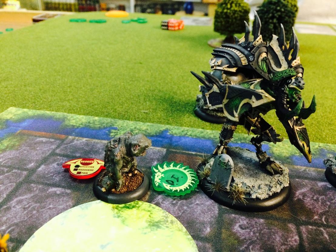 c2 Agonizer and Cryx Barathrum