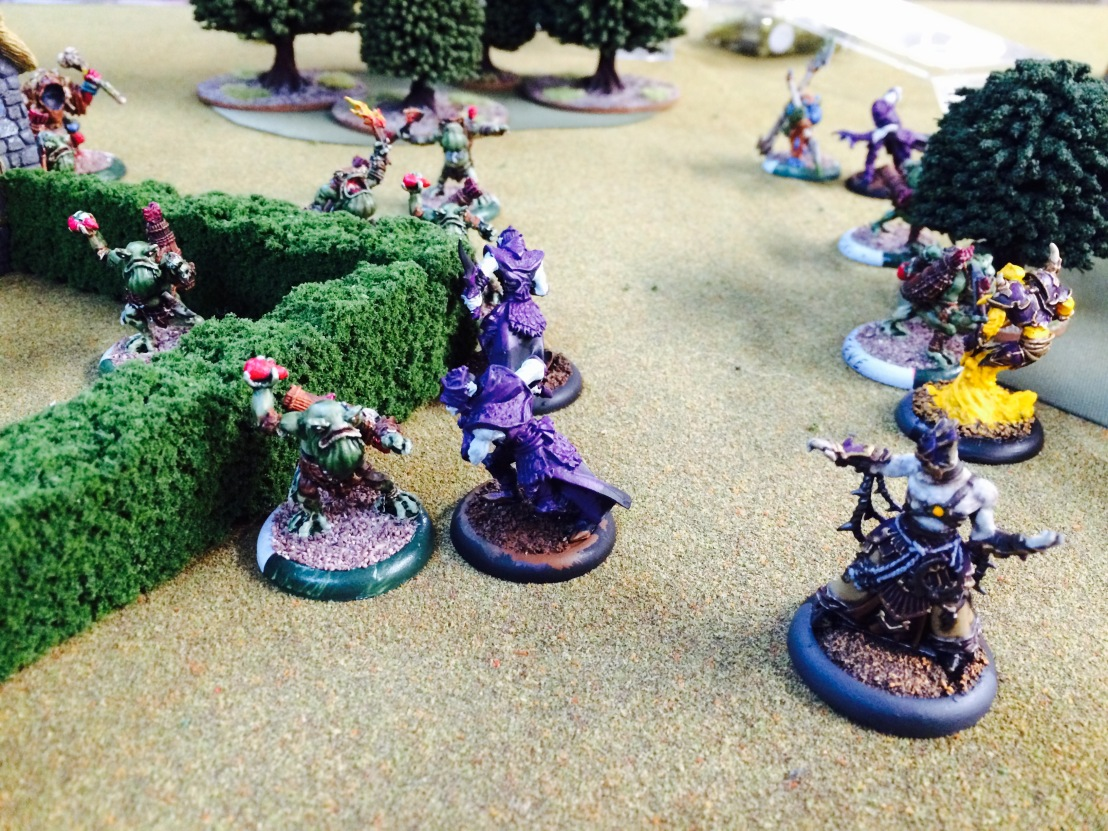 8 Skorne vs Minions Company of Iron