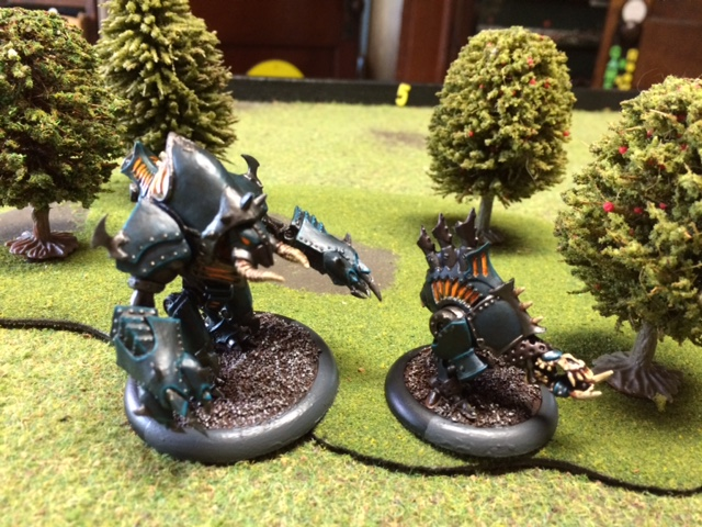 1 Cryx Slayer and Deathripper