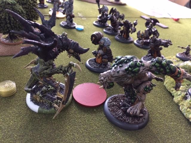 1 Earthborn versus Scythean