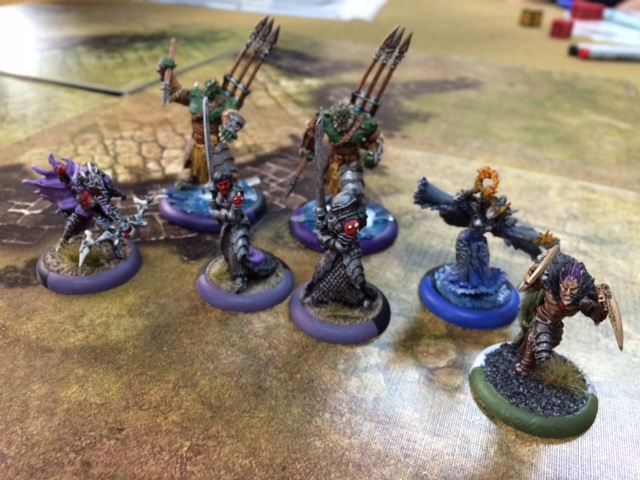 3 Legion of Everblight IKRPG group