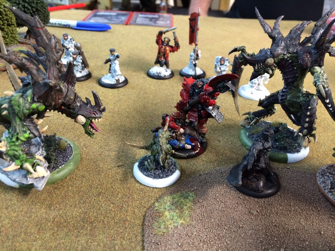 3 Legion Scythean finishes off Butcher2