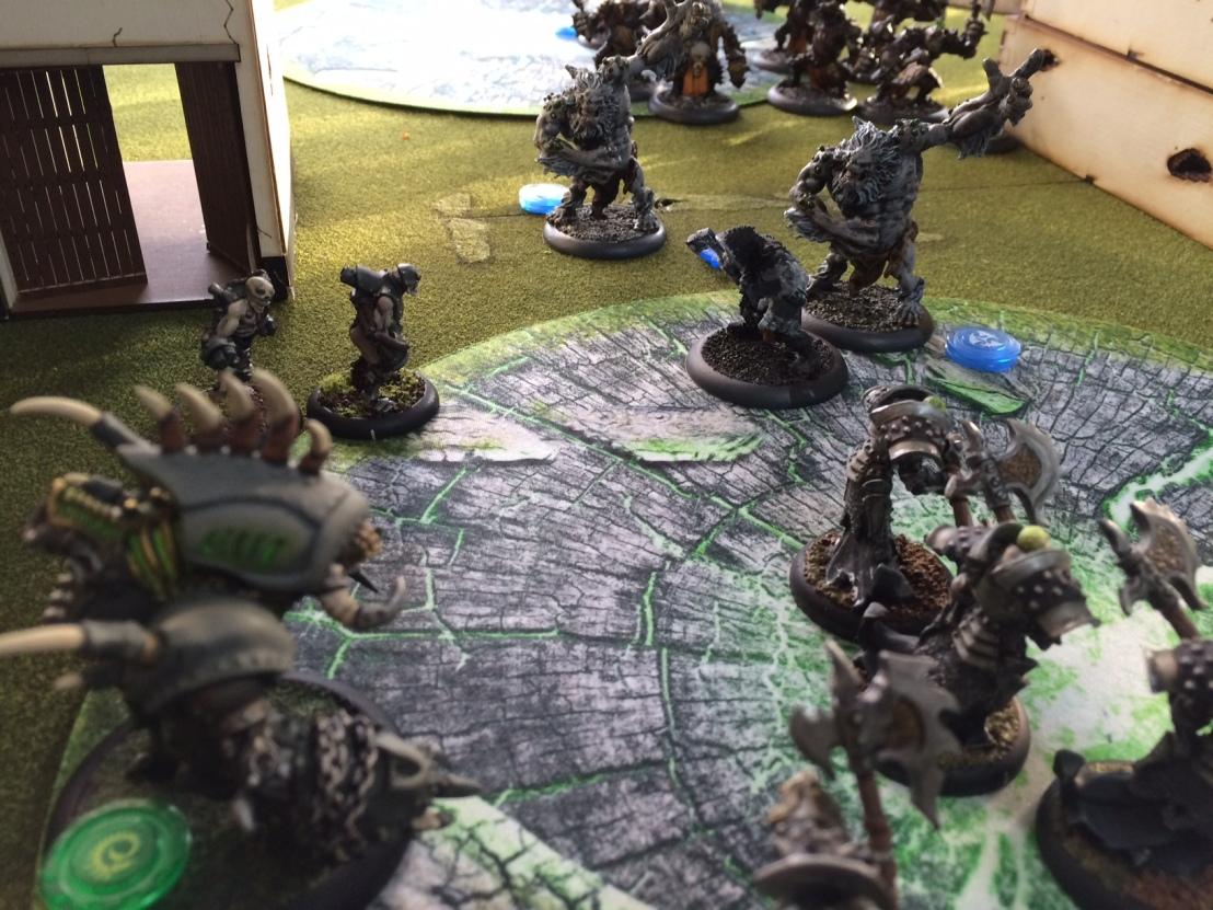 4 Trollbloods vs Cryx