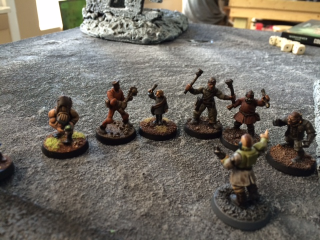 6 Civilians attack the interpreter