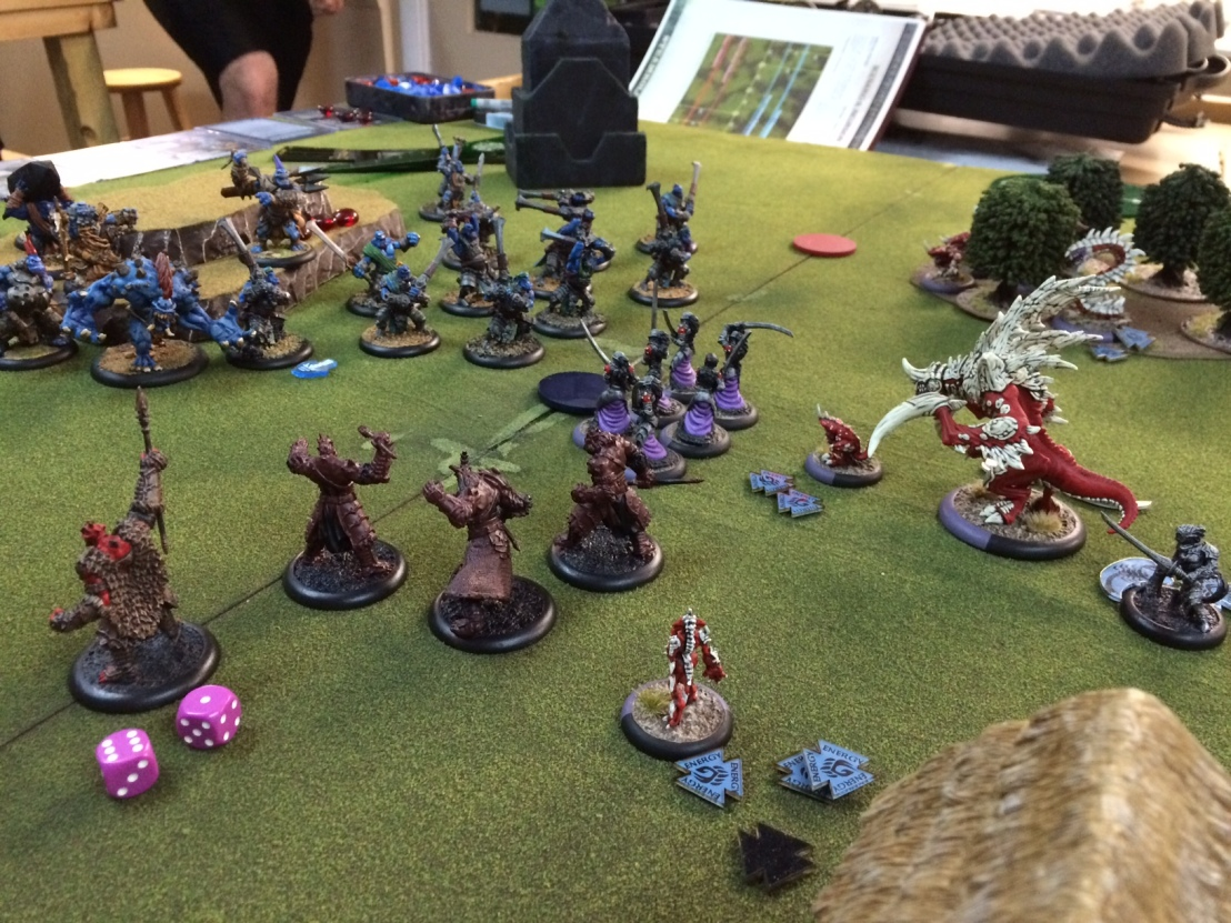 6 pMadrak versus Legion