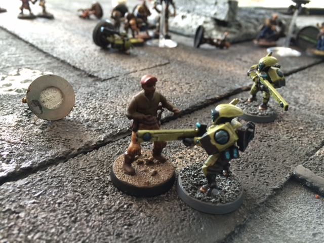 8 The last of the Tau are beaten