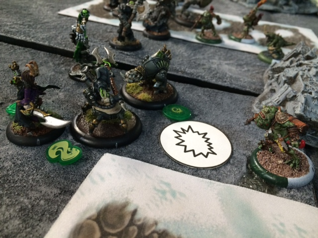 Croak Raider Manages to fell Skarre