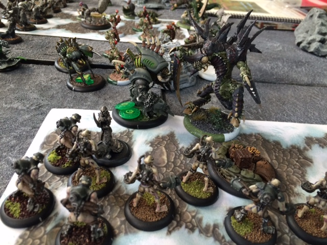 Cryx versus Everblight