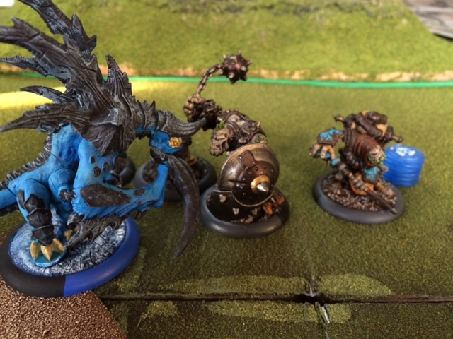 Scythean Troll Bouncer and Doomy2 Doomshaper2 Epic Doomshaper