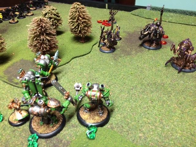 10 Standoff Skorne and Cygnar
