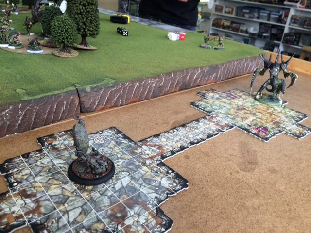 12 A Scythean penetrates the ruin