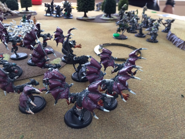 2 Legion Grotesques vs Skarre