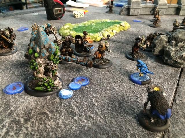 4 Grissel dies to Scythean