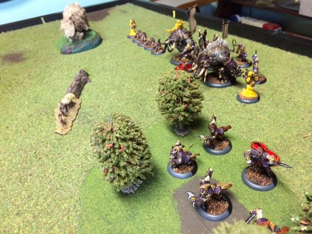 5 Mark III Mordikaar Skorne Army