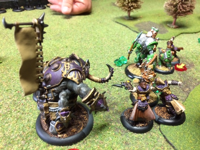 7 Skorne Gladiator Tramples Stryker to win
