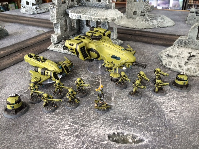 Tau Full Force June 2016