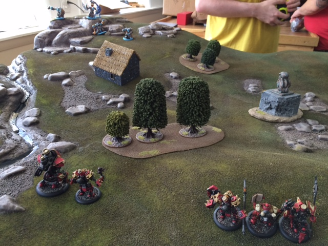 2 Protectorate vs Trollbloods