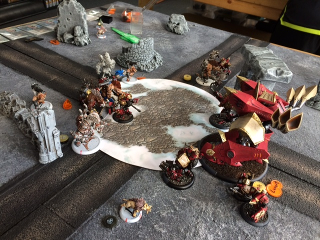 4 Menoth Vs. Pigs