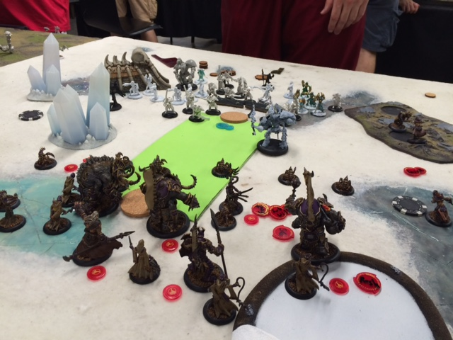 4 Skorne Makeda vs Retribution Rahn