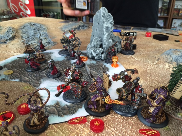 6 Skorne vs Protectorate