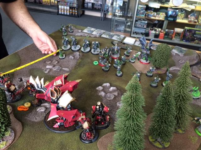 7 Menoth vs Cryx