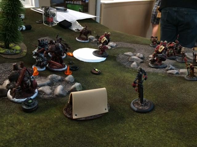 10 Protectorate of Menoth Amon Ad-Raza vs Stryker2