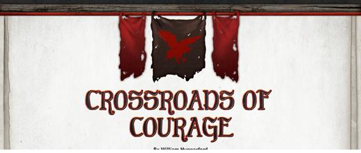 Crossroads and Drawbridges