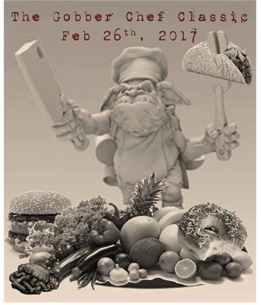 The Gobber Chef Classic 2017