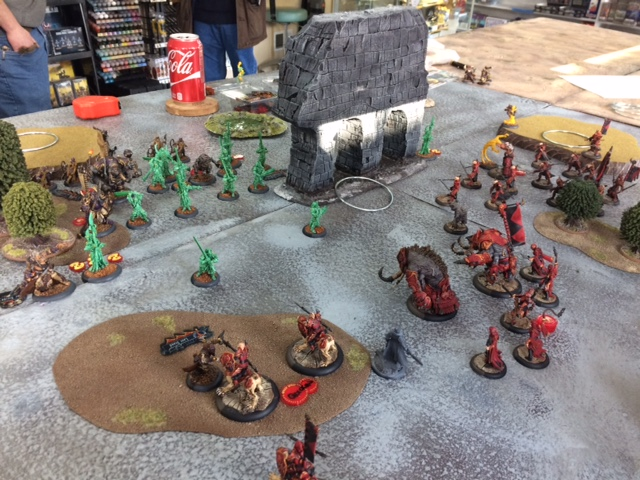 Skorne Zaal1 vs Skorne Makeda1 Again