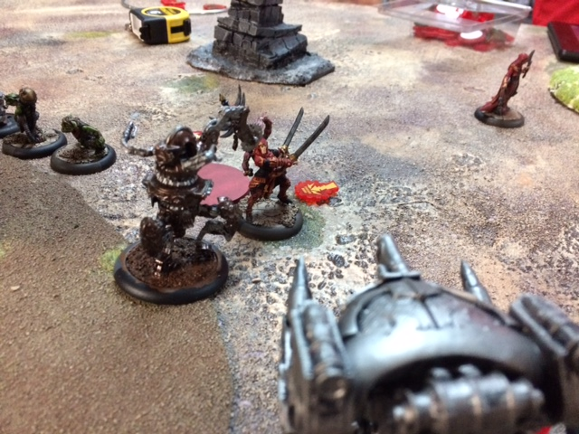3 Convergence of Cyriss Galvanizer takes out Skorne Makeda1