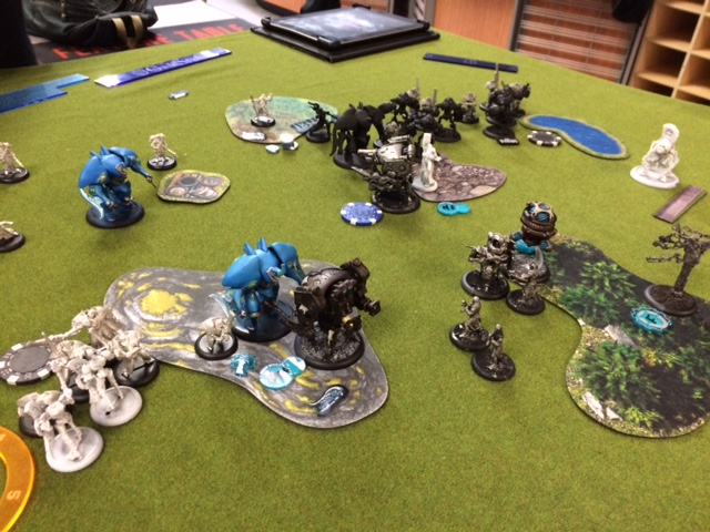 4 Convergence Syntherion vs Retribution Helynna