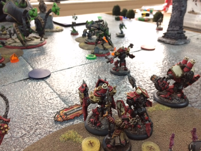 3 Sovereign Tristan Durant2 Protectorate of Menoth vs Cryx Asphyxious3 Gaspy3
