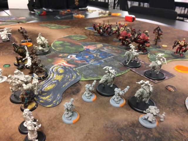 4 Sovereign Tristan Durant2 Protectorate of Menoth vs Mercenaries Fiona