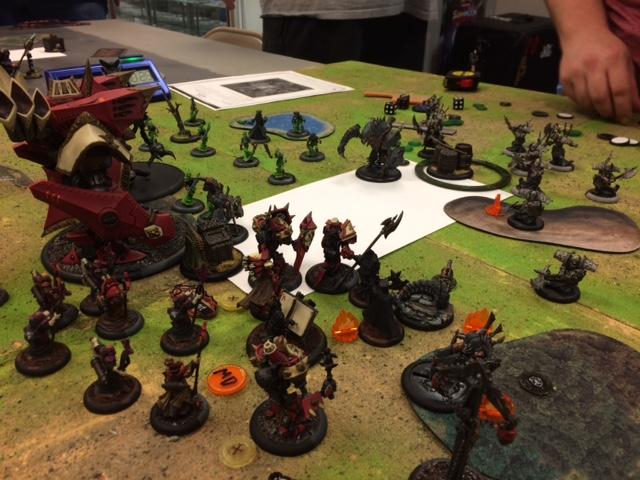 7 Protectorate of Menoth Feora2 vs Cryx Skarre1