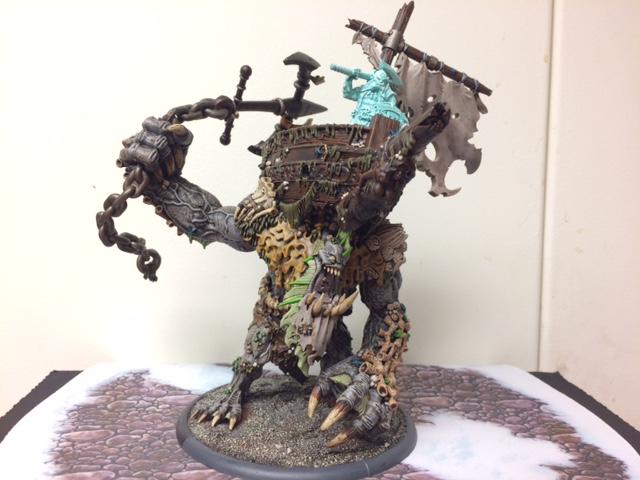 1 Sea King Trollbloods