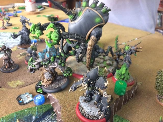 3 Trollbloods Doomshaper2 vs Gaspy3