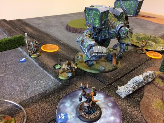 5 Grissel2 gets lucky against Baldur2