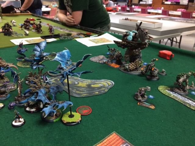 8 Trollbloods Sea King vs Absylonia2