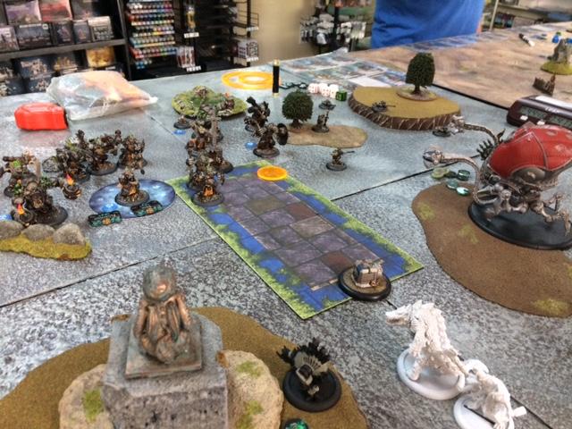 9 Trollbloods Grissel2 vs Skarre2 Kraken