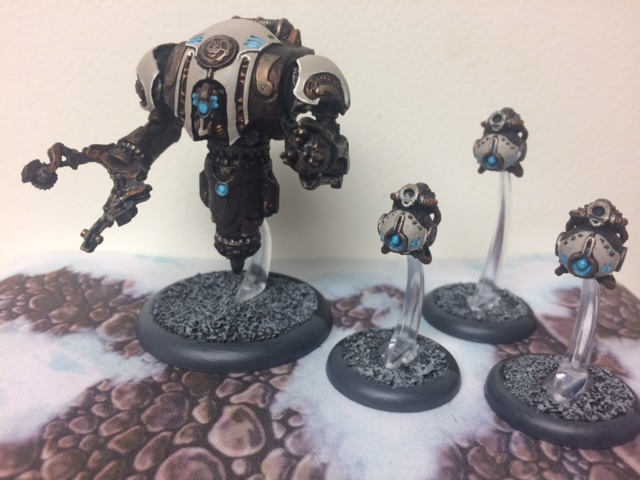 Convergence Assimilator and Attunement Servitors
