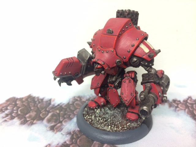 5 Khador Juggernaut